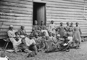 The slaves played an essential role in abolishing slavery