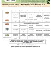 Grade 7/8 January 26-30