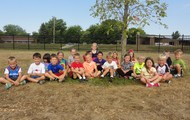 Our first class picture