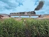 רכבת העמק המתחדשת