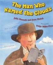 Spelling list for The Man Who Named the Clouds