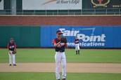 Me gusta jugar béisbol
