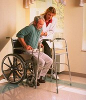 Assist with Wheelchairs