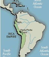 Where Incas lived