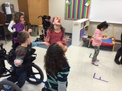 Active Learning with Letters and Movement