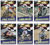 The types of motorcycle racing