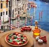 4.  Go to Italia!