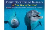 Coleman, J.W. (2013) Eight dolphins of Katrina:  A true tale of survival.  Boston, MA: HMH Books for Young Readers.