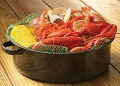 Lobster Steam Pot