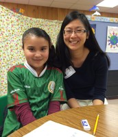 Jennifer Rodriguez-Bravo 5th grade student @ Decker Elem