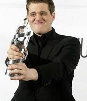 Michael buble winning another Juno award!