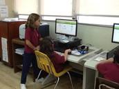 Grade 4 students