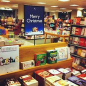 Upcoming: Barnes & Noble Christmas Fundraiser