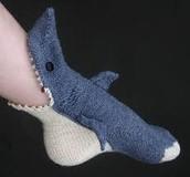 El tiburon calcetines