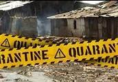 Mass Quarantine Prevents Spread of Ebola