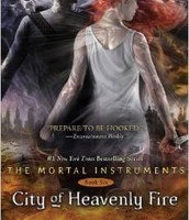 City of Heavenly Fire: Immortal Instruments Series by Cassandra Clare