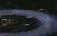 NASA's Kuiper Belt Diagram