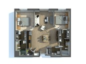 Get a 3D Floor Plan Design for your Firm NOW!