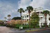 Eighth grade Charleston trip