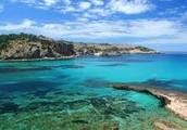 Spain Mediterranean coast