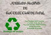 colecta de reciclaje 2013