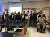 Take a Veteran to School Day