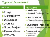 Using Technology To Help With Assessment