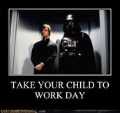 take your kid to work day