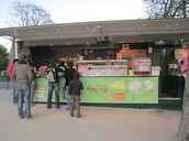 The food stands are like the vacuole because...