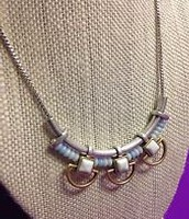 Wanderer Necklace-Silver