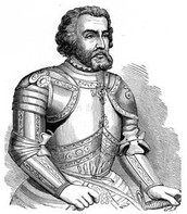 Middle Aged Hernando Cortés