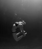 Underwater Yogi