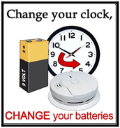 Spring Ahead with Daylight Savings and Fire Safety