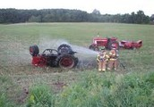 Why is tractor safety an issue?