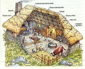 Peasants houses