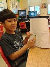 Using Transcription Fluency with Kindergartners