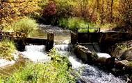 Anasazi's dam
