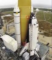מעבורת חלל-אילו משימות נועד לבצע כלי הרכב החללי?