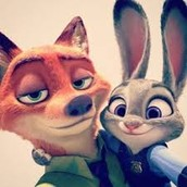 The Fox and the Rabbit...