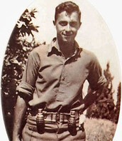 Ariel Sharon in the army