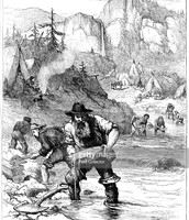 1848 California Gold is Discovered