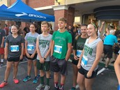 Cross Country participated in the Brookhaven Run
