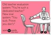 Evaluation Information