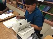Reading Like Writers