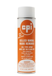 Gelled Vandal Mark Remover