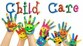 Child Care Will be Provided