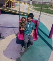 We swinged...