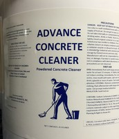 Advance Concrete Cleaner