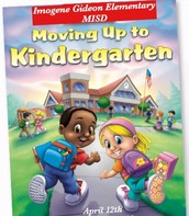 April 12th- Kindergarten Round- Up
