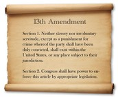 The Amendment that changed it all....
